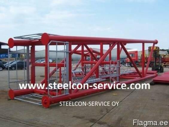 Building steel construktion
