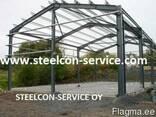 Building steel construktion - photo 2