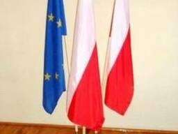 Флаги . подставки - фото 5
