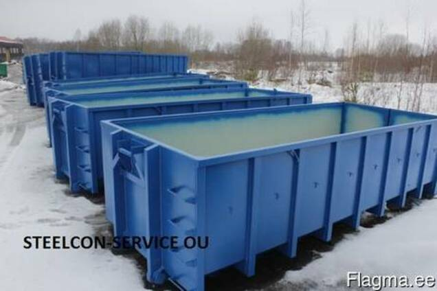 Hok lift container