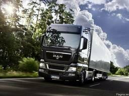 Международные грузовые перевозки из Германии в Казахстан