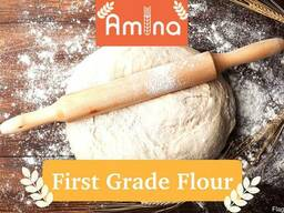 Мука пшеничная Первого сорта (First Grade wheat flour)