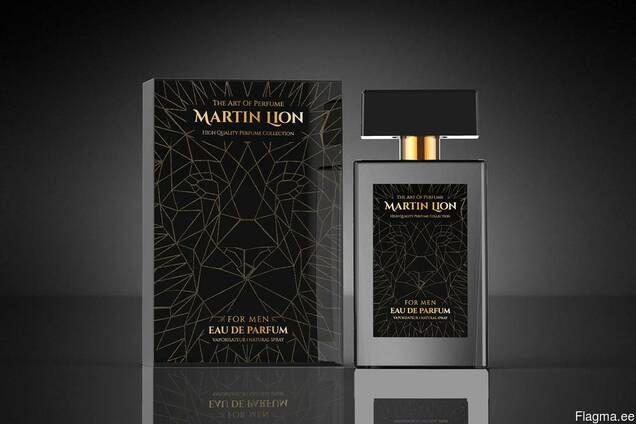 "Parfüümid ""Martin Lion"""