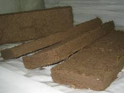 Peat moss for landscaping