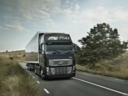 Перевозка грузов из Польши в Казахстан