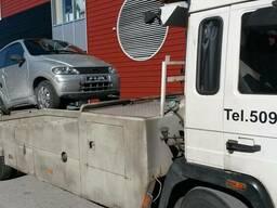 Техпомощь Таллинн (эвакуатор 24 часа в сутки)