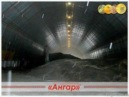 Ангары арочные, склады, цеха, зернохранилища ширина от 8м до - фото 3