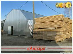 Ангары /цеха для обработки/склады под деревообработку - фото 2