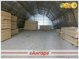 Ангары /цеха для обработки/склады под деревообработку - фото 3
