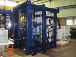 Б/У автоматический вибропресс блок машина KVM 300 м2 Дания - фото 2