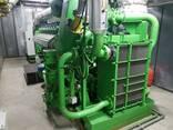 Б/У газовый двигатель Jenbacher J 620 GSE01,2800 Квт,2001 г. - фото 5