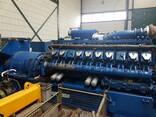 Б/У газовый двигатель MWM TCG 2020 V20, 2000 Квт, 2012 г. в. - фото 3