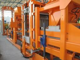 Stationary block making machine SUMAB R-1500