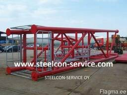 Building steel construction
