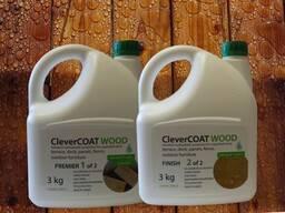 Clevercoat дерево (3кг комплект)