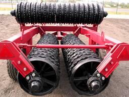 Compacting preseeding roller / Каток прикатывающий - photo 6
