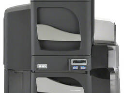 DTC4500e Dual-Side Printing with Dual-Side Lamination 055506
