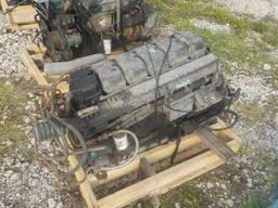 Двигатель 572538 Scania 4 series