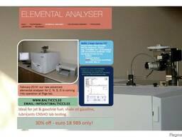 Элементный анализатор EuroVector EA3000