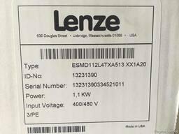 ESMD112L4TXA/1, 1kW/3f преобразователи частоты LENZE