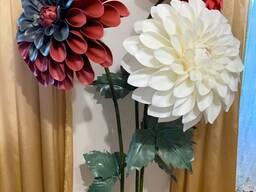 IZOLON kasvulillede, lampide ja muude kaunite dekoratiivsete elementide valmistamiseks.