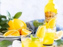 Лимонад апельсиновый 500мл (12шт)