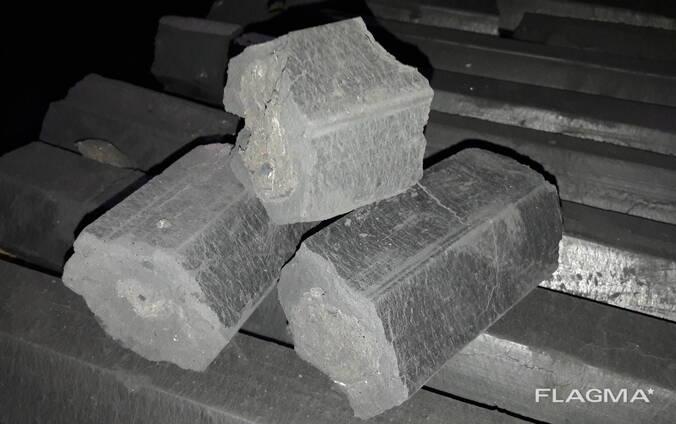 Линия по брикетированию древесного угля , торфа , лигнина.
