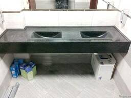 Мебель для ванной комнаты под заказ - фото 2