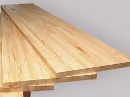 Мебельный щит из сосны