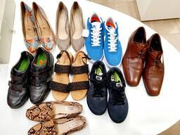 Оптовая продажа обуви. Новая / сток и секонд крем качества
