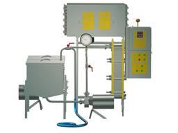 Пастеризатор для производства сыра и сливок 2 т/ч УЗМ-2,0П