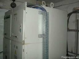 Печь электродуговая ДСВ-5 (5, 0 т) с выкатным подом и вод охл