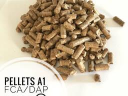 Pellets - A1, DIN - пеллеты