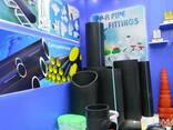 ПП, ПВХ, ПЭ Трубы, фитинги и другие пластмассовые изделия - photo 12