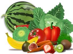Продаем овощи в ассортименте