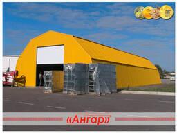 Производство ангаров, хранилищ, цехов сферической формы - photo 2