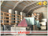 Производство ангаров, хранилищ, цехов сферической формы - фото 3