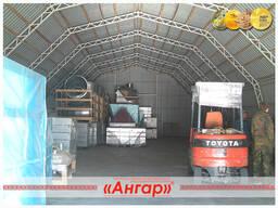 Производство ангаров, хранилищ, цехов сферической формы - photo 6