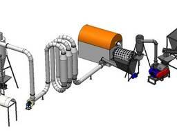 Производство биотоплива (200 кг/ч). Брикеты из опилок - фото 3