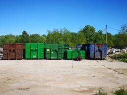 Пункт приема отходов в Кохтла-Ярве