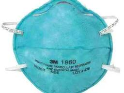 Respirator 3m 1860, 8210, N 95, etc.