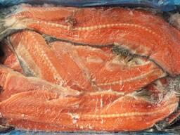 Рыба и Морепродукты. Продукты переработки Лосося.