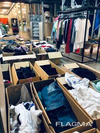 Stock clothes wholesale/ Одежда оптом