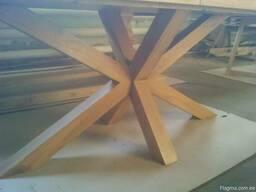 Столы обеденные дубовые - фото 3