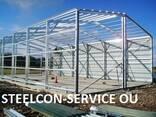 Welded steel construction - фото 3