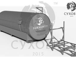 Термообрабатывающие оборудование для древесины