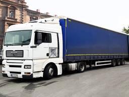Транспортные услуги - Автомобильные грузоперевозки