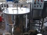 Варочный котел-сыроварня, пастеризатор на 50 литров - фото 1
