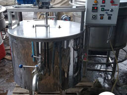 Варочный котел-сыроварня, пастеризатор на 50 литров