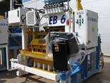 Вибропресс Мобильный для производства бордюров, блоков Е6 - фото 1
